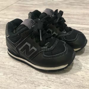 Baby new balance shoes!
